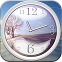 Transparent Clock Widget icon