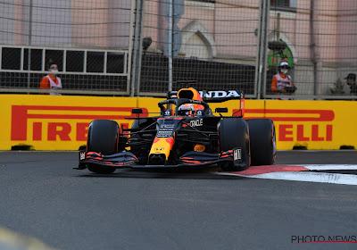 Max Verstappen trekt goede lijn door en heeft nu in twee van drie oefensessies snelste tijd gereden