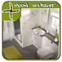 Small Bathroom Design Ideas by Moon Glaive APK icon