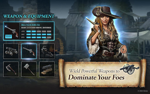 Pirates of the Caribbean: ToW 1.0.145 screenshots 3