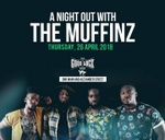 Night out with The Muffinz : Goodluck bar 1fox Street