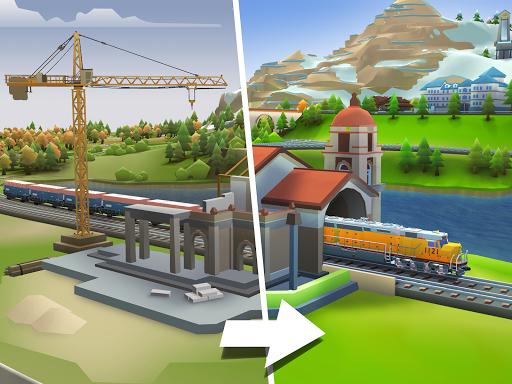 Train Station 2: Rail Tycoon & Strategy Simulator android2mod screenshots 2