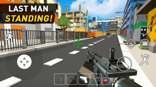 Pixel Danger Zone: Battle Royale modavailable screenshots 5