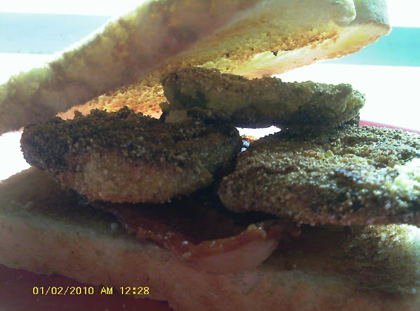 Fried Green Tomatoes Blt Recipe