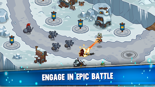 Tower Defense: Magic Quest Mod Apk (Unlimited Money) 3