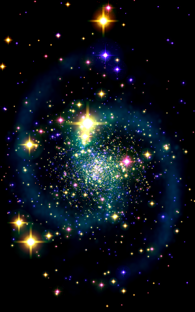 Galaxy Journey Music Visualizer Pro Screenshot 18