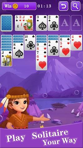 Solitaire! Screenshot