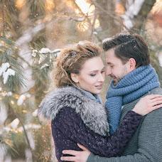 Wedding photographer Anastasiya Petropavlovskaya (panni). Photo of 22.01.2017