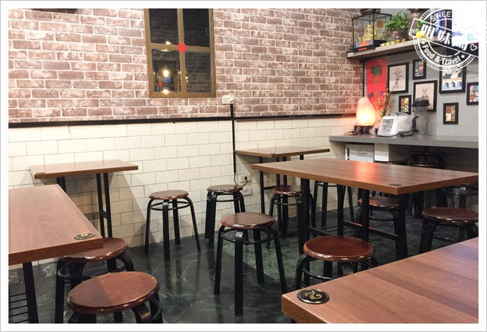 竹棧複合式餐飲環境