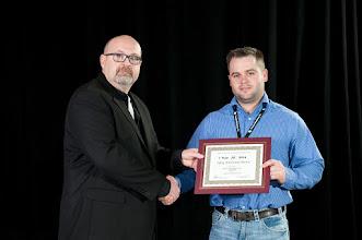 Photo: Irving Materials, Inc. - Corydon | 1 Year Safety Award