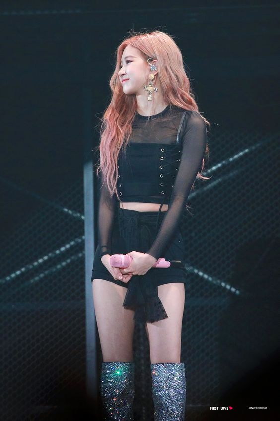 rose black 24