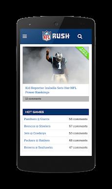 NFL RUSHのおすすめ画像2