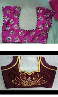 Download Blouse Designs Stitching Book For PC Windows and Mac apk screenshot 2