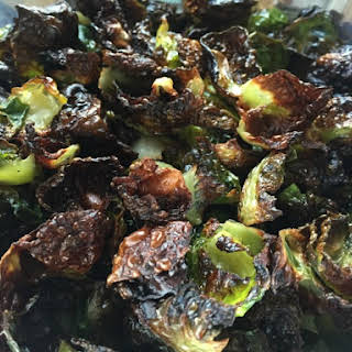 Brussels Sprouts Chips.