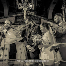 Wedding photographer Sofia Camplioni (sofiacamplioni). Photo of 20.10.2018