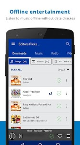 Hungama Music - Songs & Videos screenshot 2