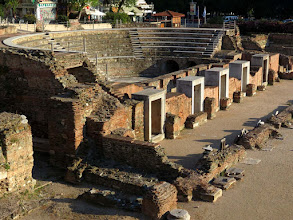 Photo: Thessaloniki - Roman Forum
