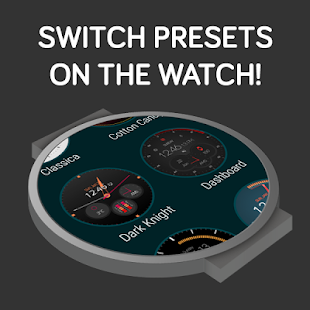 Pujie Black Watch Faces- screenshot thumbnail