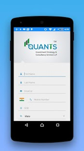 Quants Investment Strategy - náhled