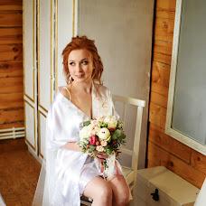 Wedding photographer Darya Marsheva (lapuik93). Photo of 26.07.2017