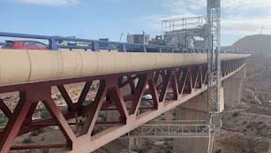 Puente de San Telmo.