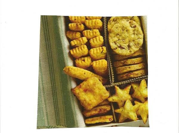 Grandmaw Hulin's Peanut Butter Cookies