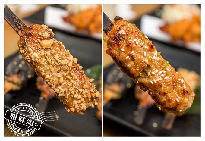 豐日式居酒屋手做雞肉丸子