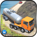 Oil Tanker Transporter Truck icon