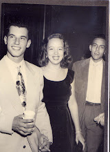 Photo: Spot Robertson and Milly Blanton (Hopkins) and ___? Need Names Need Dates