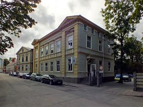Photo: Namas Liepojoje Avotu g. 9, čia ilgus metus gyveno Nikolajaus Rericho giminaičiai. Nupaveiksluota 2013-08-22d.