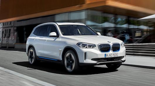 Automotor Costa ya presume de su nuevo BMW iX3