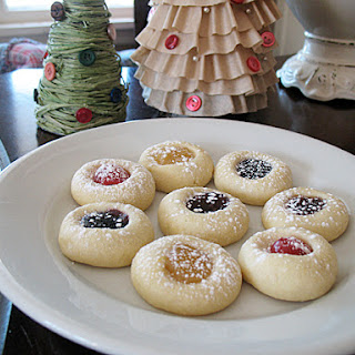 Thumbprint Cookies – easiest recipe ever