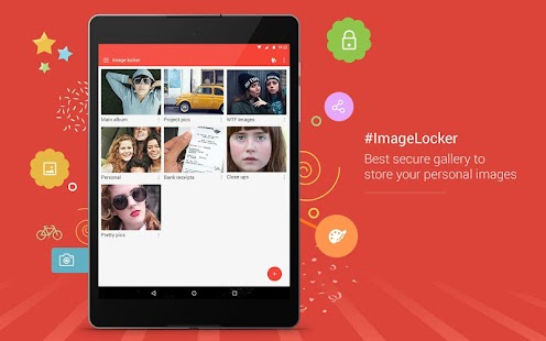 Image Locker -Hide your photos- screenshot thumbnail