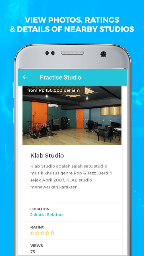 Studiomusik.id- screenshot