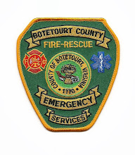 Photo: Botetourt County Fire & Rescue