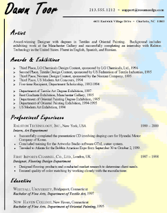 resume samples android apps on google play