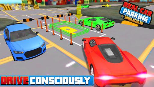 Real Car Parking Simulator 3D 1.01 screenshots 4
