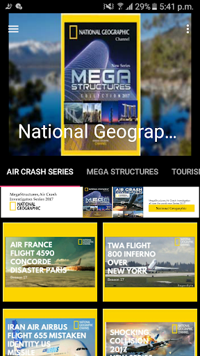 Download National Geographic : History Documentaries Google Play
