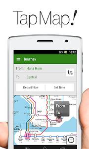Transit Hong Kong by NAVITIME screenshot 0