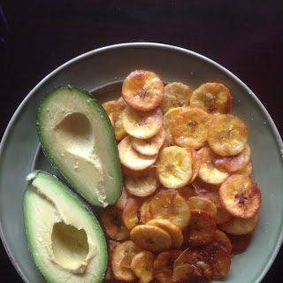 Go-To Homemade Plantain Chips