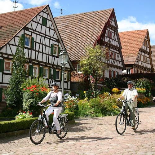 Fahrrad -Verleih
