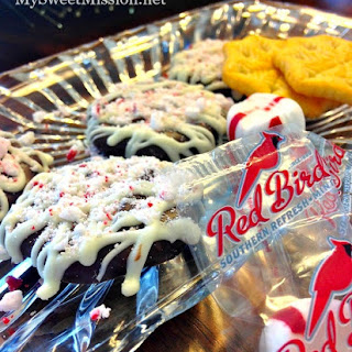 Ritz Peppermint Puff Patties