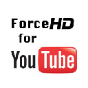Force HD for YouTube