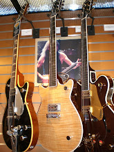 Photo: Gretsch Guitars at the Fender booth