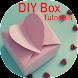 DIY Gift Box Tutorial - Easy Steps