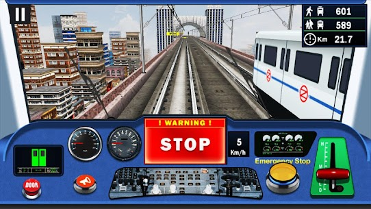 DelhiNCR Metro Train Simulator 6