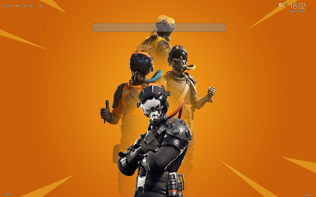 Supersonic Fortnite HD Wallpapers Tab