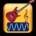 Guitar Music Analyzer icon