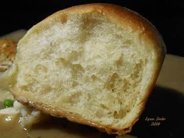 Dinner Rolls-Bread Machine white or wheat