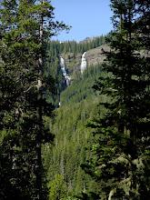 Photo: Waterfall in Hyalite Canyon near Bozeman